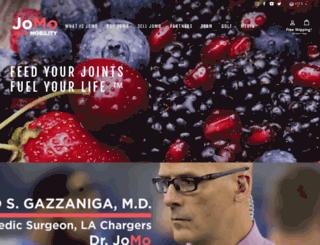 jomo.com screenshot