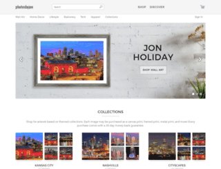 jon-holiday.artistwebsites.com screenshot