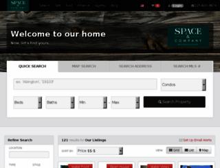 jona.searchphillylistings.com screenshot