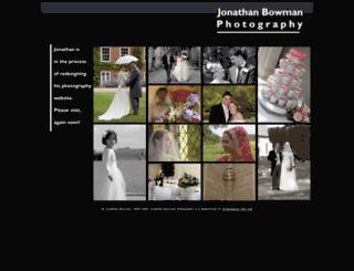 jonathanbowman.co.uk screenshot