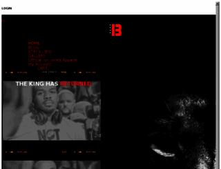 jonnybones.com screenshot