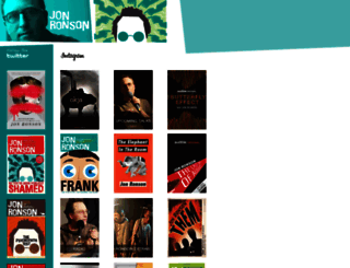 jonronson.com screenshot