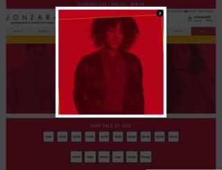 jonzara.co.uk screenshot