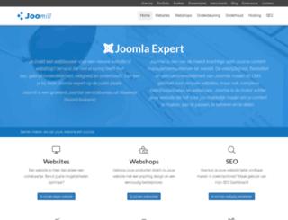 joomill.nl screenshot