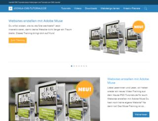Access joomla-cms-tutorials.de. Joomla-CMS-Tutorials.de | Joomla ...