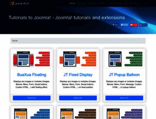 joomtut.com screenshot
