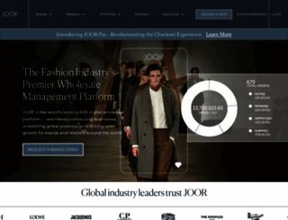 joor.com screenshot