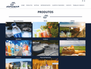 jopemar.com.br screenshot