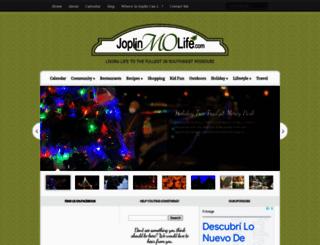 joplinmolife.com screenshot