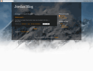 jordanblog23.blogspot.it screenshot