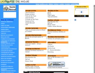 jornaisdehoje.com.br screenshot