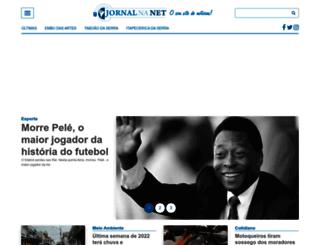 jornalnanet.com.br screenshot