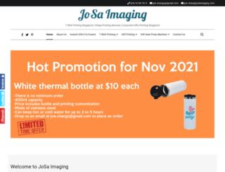 josaimaging.com screenshot