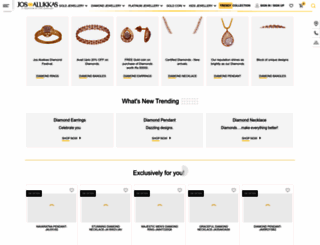 josalukkasonline.com screenshot