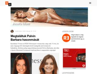 josefaidom.reblog.hu screenshot