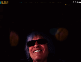 josefeliciano.com screenshot
