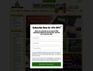 joshsfrogs.com screenshot