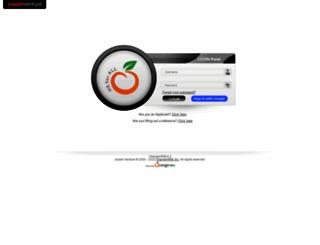 josiahventure.orangehrm.com screenshot