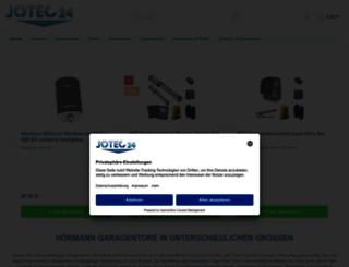 jotec24.de screenshot