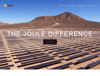 joule-energy.com screenshot
