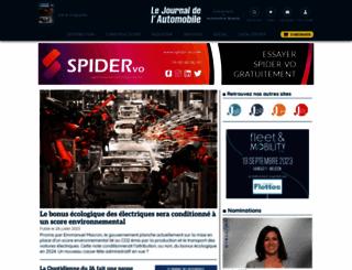 journalauto.com screenshot