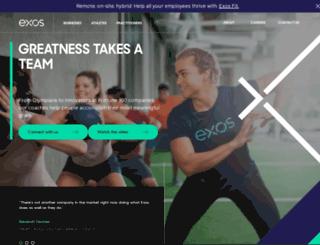 journey-intel.teamexos.com screenshot