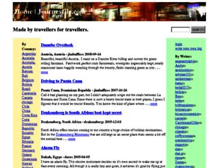 journeyfile.com screenshot