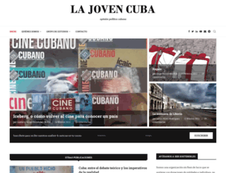 jovencuba.com screenshot