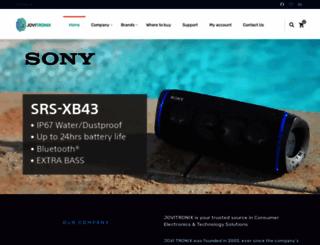 jovitronix.com screenshot