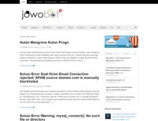 jowobot.com screenshot