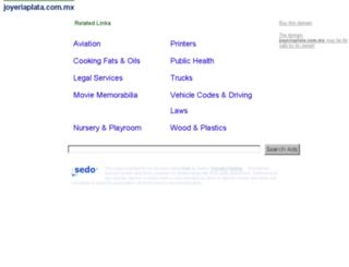 joyeria-plata.myshopify.com screenshot