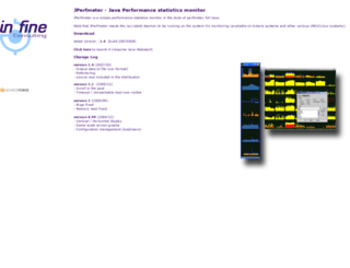 jperfmeter.sourceforge.net screenshot