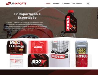 jpimportacao.com.br screenshot