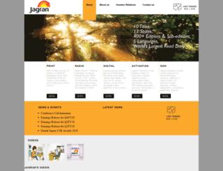 jplcorp.in screenshot