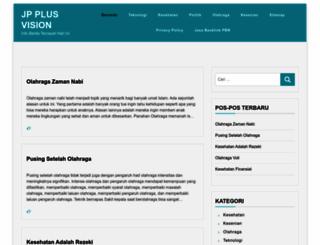 jplusvision.com screenshot