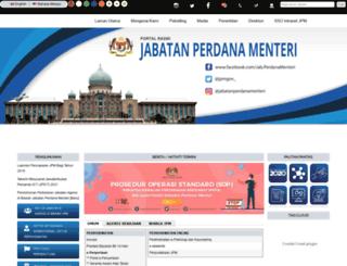jpm.gov.my screenshot