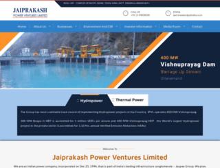 jppowerventures.com screenshot
