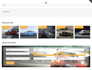 jpro-cars.theme-vision.com screenshot