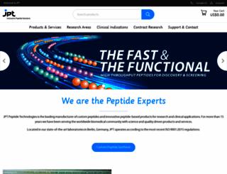 jpt.com screenshot