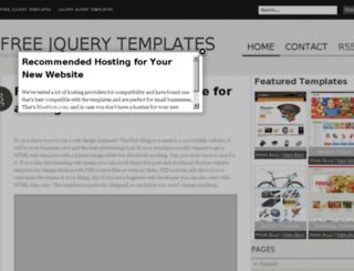 jquerytemplatesfree.com screenshot