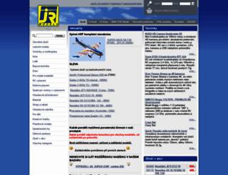 jr-models.cz screenshot