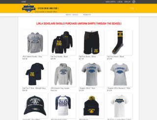 jrla.undergroundshirts.com screenshot