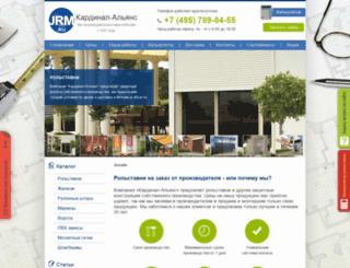 jrm.ru screenshot