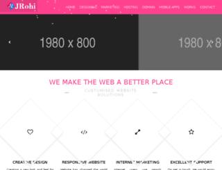 jrohi.com screenshot