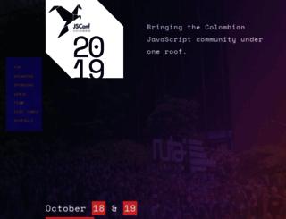 jsconf.co screenshot