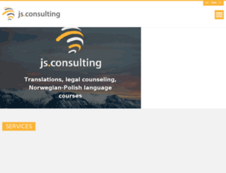 jsconsulting.info screenshot