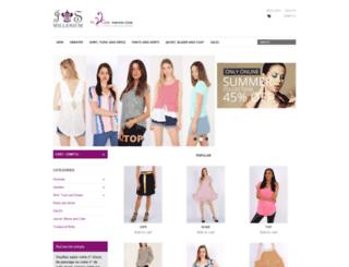 jsmillenium.com screenshot