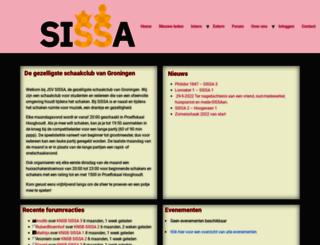 jsvsissa.nl screenshot