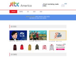 jtbcamerica.com screenshot