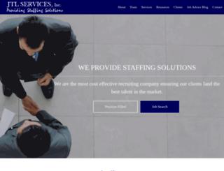 jtlservices.com screenshot